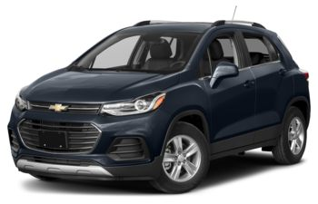 2019 Chevrolet Trax - Storm Blue Metallic