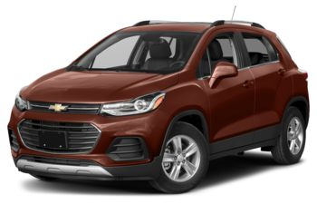 2019 Chevrolet Trax - Dark Copper Metallic