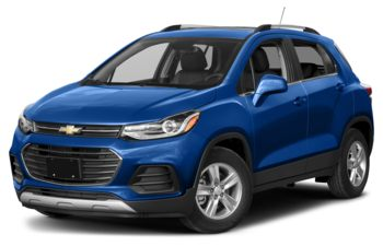 2019 Chevrolet Trax - Pacific Blue Metallic
