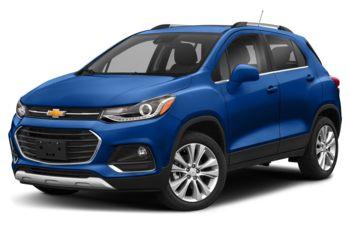 2020 Chevrolet Trax - Pacific Blue Metallic