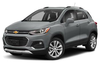 2020 Chevrolet Trax - Satin Steel Metallic