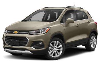 2020 Chevrolet Trax - Stone Grey Metallic