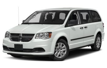 2019 Dodge Grand Caravan - Bright White