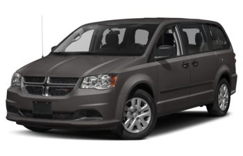 2019 Dodge Grand Caravan - Granite Crystal Metallic