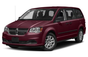 2020 Dodge Grand Caravan - Octane Red Pearl