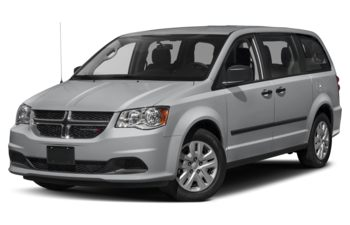 2020 Dodge Grand Caravan - Billet Silver Metallic