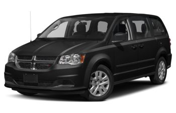 2019 Dodge Grand Caravan - Brilliant Black Crystal Pearl
