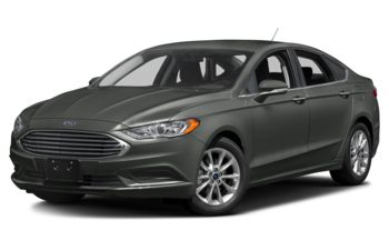 2017 Ford Fusion - Magnetic Metallic