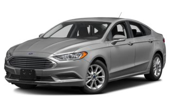 2017 Ford Fusion - Ingot Silver Metallic
