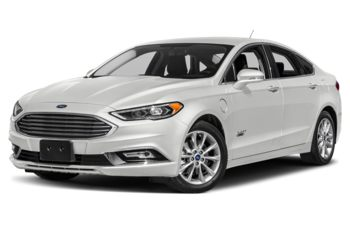 2018 Ford Fusion Energi - Oxford White