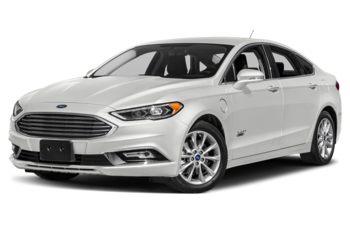2017 Ford Fusion Energi - Oxford White