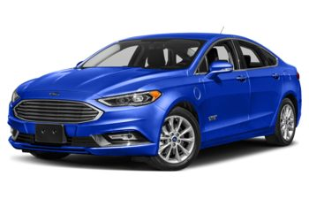 2018 Ford Fusion Energi - Blue Metallic