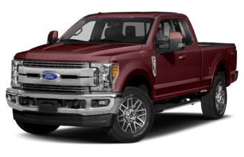 2017 Ford F-250 - Bronze Fire
