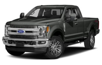 2017 Ford F-250 - Magnetic