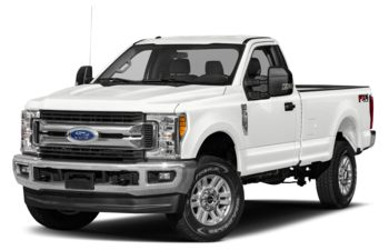 2017 Ford F-250 - Oxford White