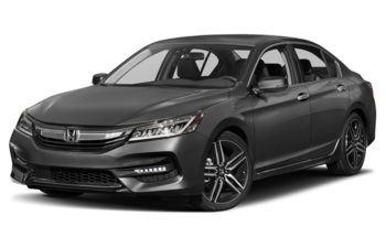 2017 Honda Accord - Modern Steel Metallic