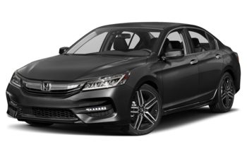 2017 Honda Accord - Crystal Black Pearl