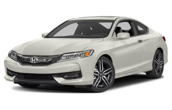 2017 Honda Accord - White Orchid Pearl
