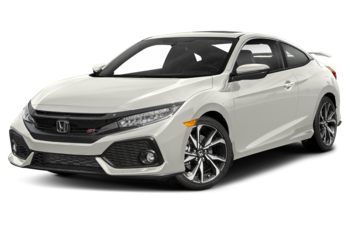 2017 Honda Civic - White Orchid Pearl