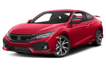 2017 Honda Civic - Rallye Red