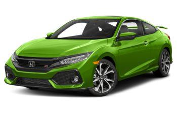 2017 Honda Civic - Energy Green Pearl
