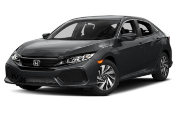 2017 Honda Civic Hatchback - Polished Metal Metallic