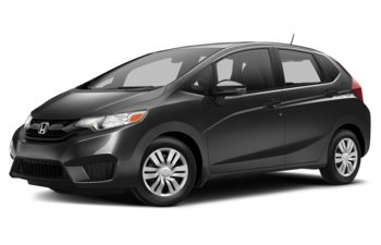 2017 Honda Fit - Modern Steel Metallic