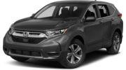 Honda CR-V front side view