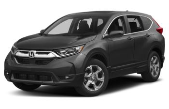 2017 Honda CR-V - Modern Steel Metallic