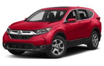2017 Honda CR-V - Molten Lava Pearl
