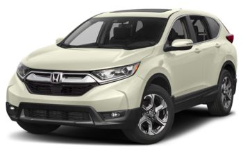 2017 Honda CR-V - White Diamond Pearl