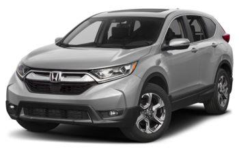 2017 Honda CR-V - Lunar Silver Metallic