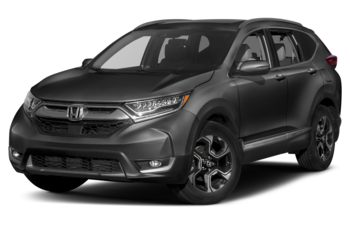 2017 Honda CR-V - Modern Steel Metallic
