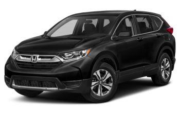 2017 Honda CR-V - Crystal Black Pearl