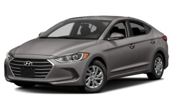 2018 Hyundai Elantra - Polished Metal Metallic