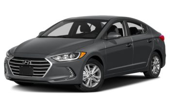 2018 Hyundai Elantra - Iron Grey Pearl