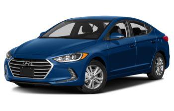 2018 Hyundai Elantra - Marina Blue Metallic