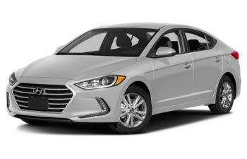 2018 Hyundai Elantra - Platinum Silver Metallic