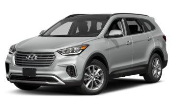 2018 Hyundai Santa Fe XL - Circuit Silver