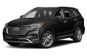 2019 Hyundai Santa Fe XL - Becketts Black