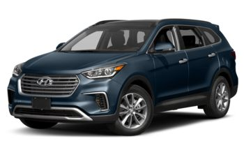 2018 Hyundai Santa Fe XL - Storm Blue