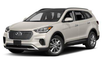 2018 Hyundai Santa Fe XL - Monaco White