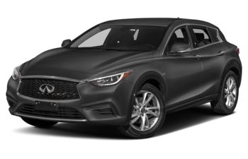 2018 Infiniti QX30 - Asgard Grey Metallic