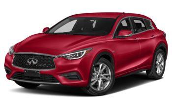2018 Infiniti QX30 - Magnetic Red Metallic