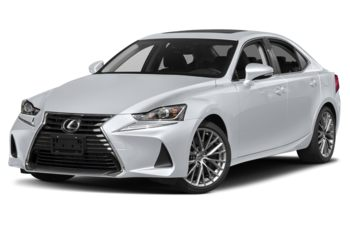 2017 Lexus IS 300 - Ultra White
