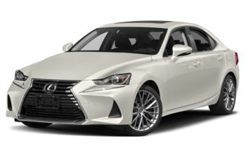 2017 Lexus IS 300 - Eminent White Pearl