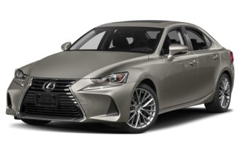 2017 Lexus IS 300 - Atomic Silver