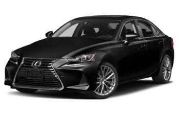 2017 Lexus IS 300 - Obsidian