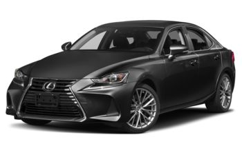 2017 Lexus IS 300 - Caviar