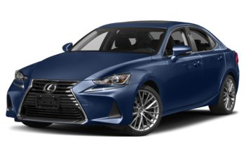 2017 Lexus IS 300 - Ultrasonic Blue Mica 2.0